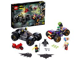 LEGO DC Comics Super Heroes 76159 Jokers Trike Verfolgungsjagd