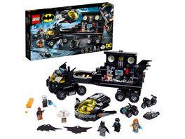 LEGO DC Comics Super Heroes 76160 Mobile Batbasis