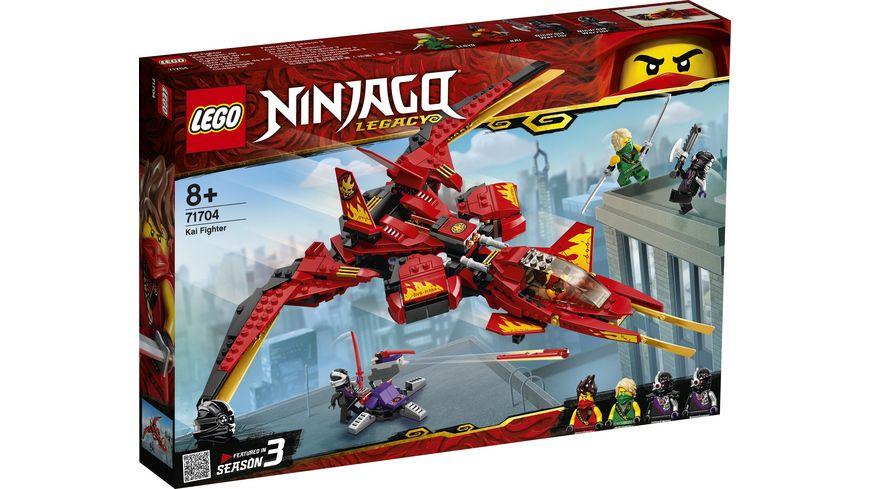 LEGO Ninjago 71704 Kais Super Jet