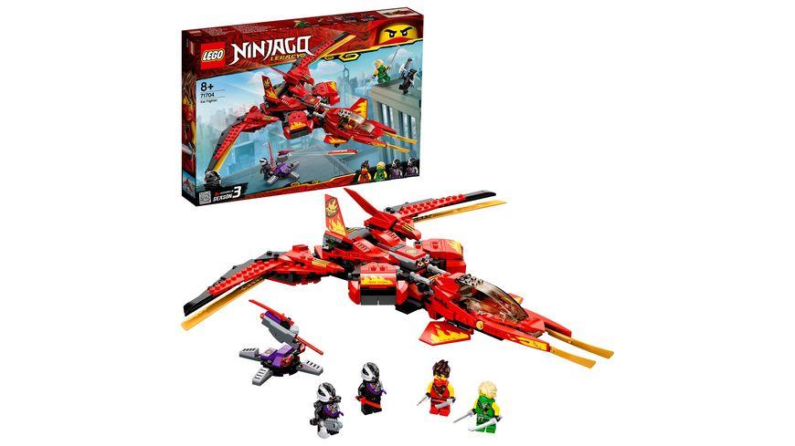 LEGO Ninjago - 71704 Kais Super-Jet