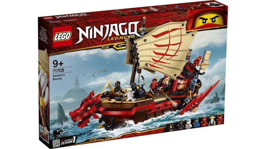 LEGO Ninjago 71705 Ninja Flugsegler