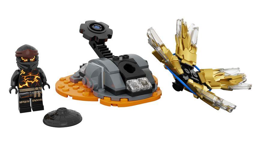 LEGO Ninjago 70685 Coles Spinjitzu Kreisel