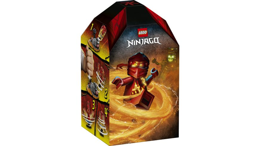 LEGO Ninjago 70686 Kais Spinjitzu Kreisel