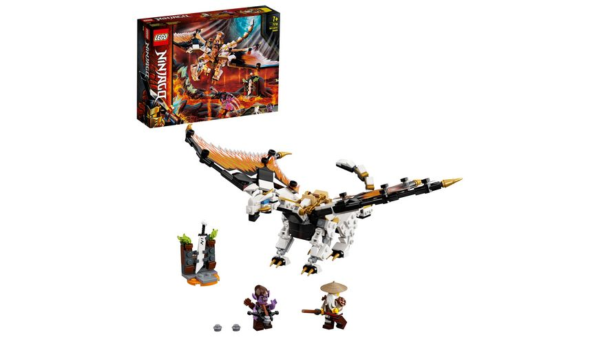 LEGO Ninjago - 71718 Wus gefährlicher Drache