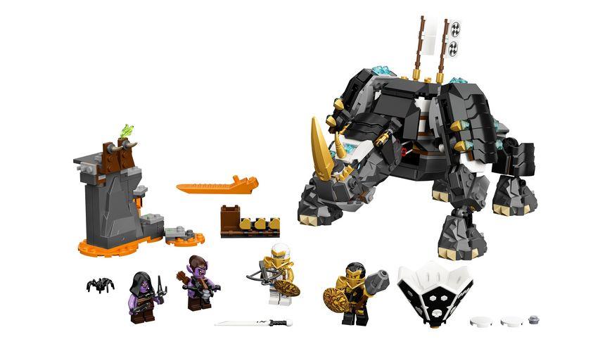 LEGO Ninjago 71719 Zanes Mino Monster