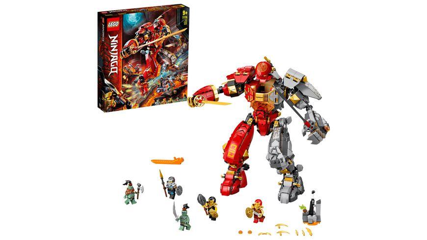 LEGO Ninjago - 71720 Feuer-Stein-Mech