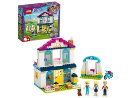LEGO Friends 41398 4 Stephanies Familienhaus