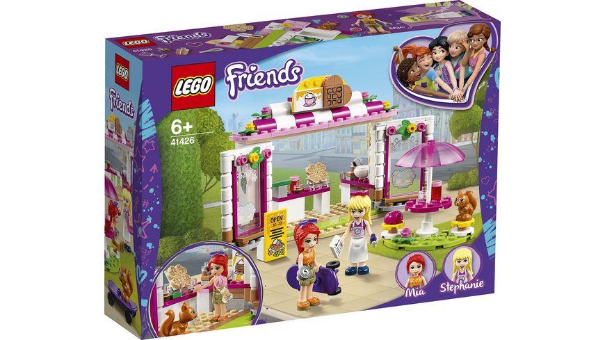 LEGO Friends 41426 Heartlake City Waffelhaus