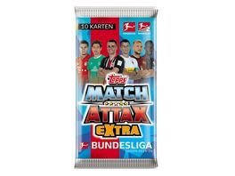Topps Bundesliga Match Attax 2019 2020 Extra Booster