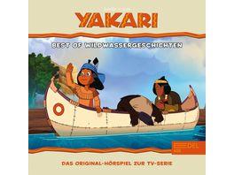 Yakari Best Of Wildwasser Hoerspiel