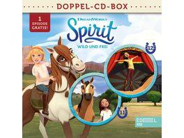 Spirit Doppel Box 11 12 Hoerspiele zur TV Serie
