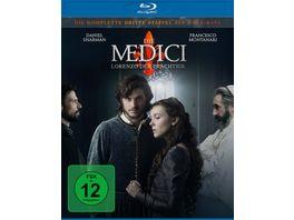 Die Medici Lorenzo der Praechtige Staffel 3 2 BRs