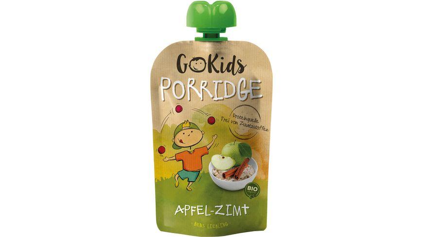 GoKids Porridge Apfel-Zimt