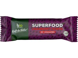 biozentrale Kraft der Natur Riegel Superfood Cranberry Kokos