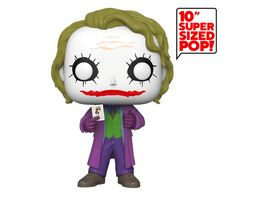 Funko POP The Dark Knight Trilogy The Joker 10 inch
