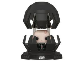Funko POP Star Wars Deluxe Darth Vader in Meditation Chamber