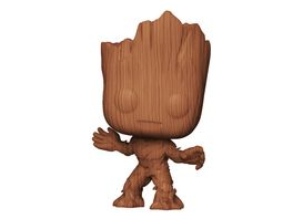 Funko POP Marvel Guardians of the Galaxy Groot Bobble Head Figur
