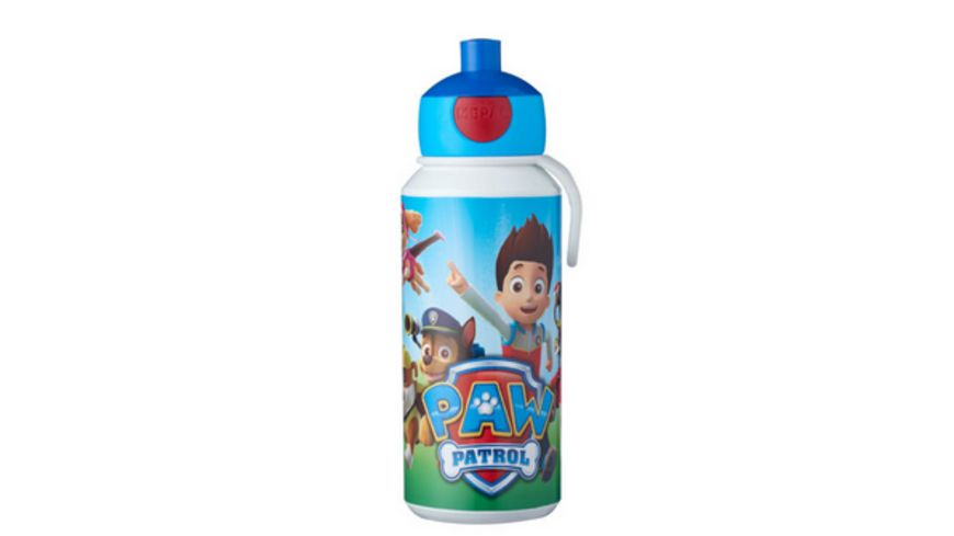 MEPAL Trinkflasche Pop up Campus Paw Patrol 0 4l
