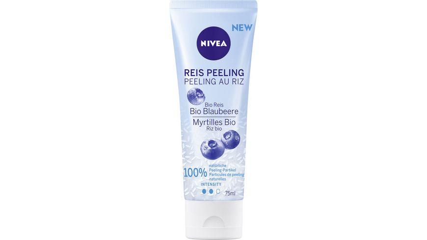 NIVEA Reis Peeling Bio Blaubeere