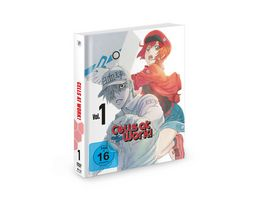 Cells at Work Vol 1 DVD