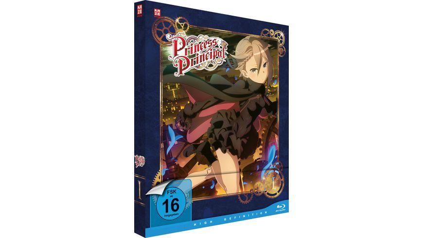 Princess Principal Vol 1