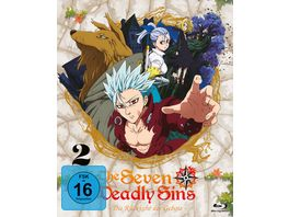 The Seven Deadly Sins Die Rueckkehr der Gebote 2 Staffel Vol 2 Eps 7 12