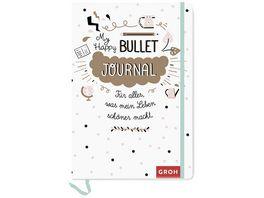Happy Bullet Journal Fuer alles was mein Leben schoener macht