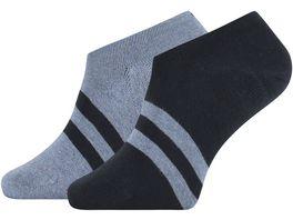 Calvin Klein Herren Sneaker Socken Sized Seth 2er Pack