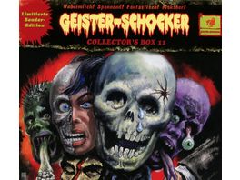 Geister Schocker Collector s Box 11 Folge 29 31