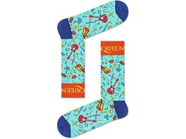 Happy Socks Queen 4 Sock Unisex
