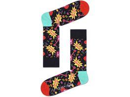 Happy Socks Queen 6 Sock Unisex