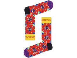 Happy Socks Queen 2 Sock Unisex
