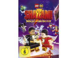 Lego DC Shazam Magie und Monster