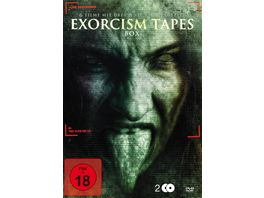 Exorcism Tapes Box 2 DVDs