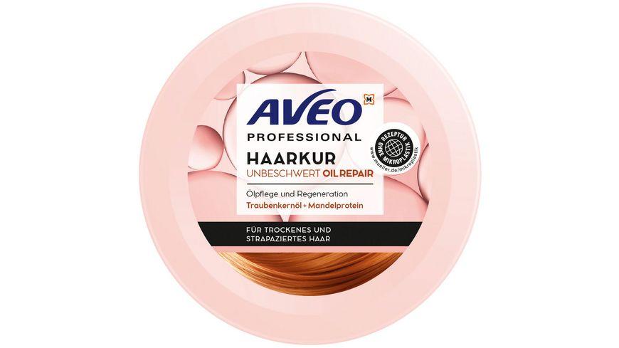 AVEO Professional Haarkur Unbeschwert Öl Repair