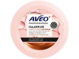 AVEO Professional Haarkur Schwerelos Oel Repair