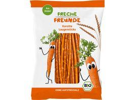 Freche Freunde Bio Freche Laugensticks Karotte