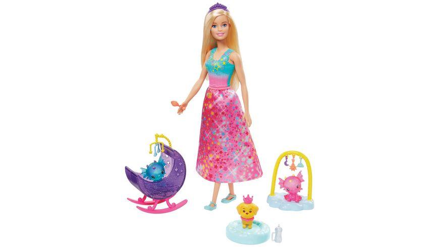 Barbie Dreamtopia Drachen-Kindergarten Spielset