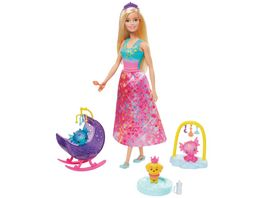 Mattel Barbie Dreamtopia Drachen Kindergarten Spielset