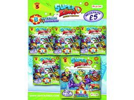 SuperZings Serie 3 Megapack