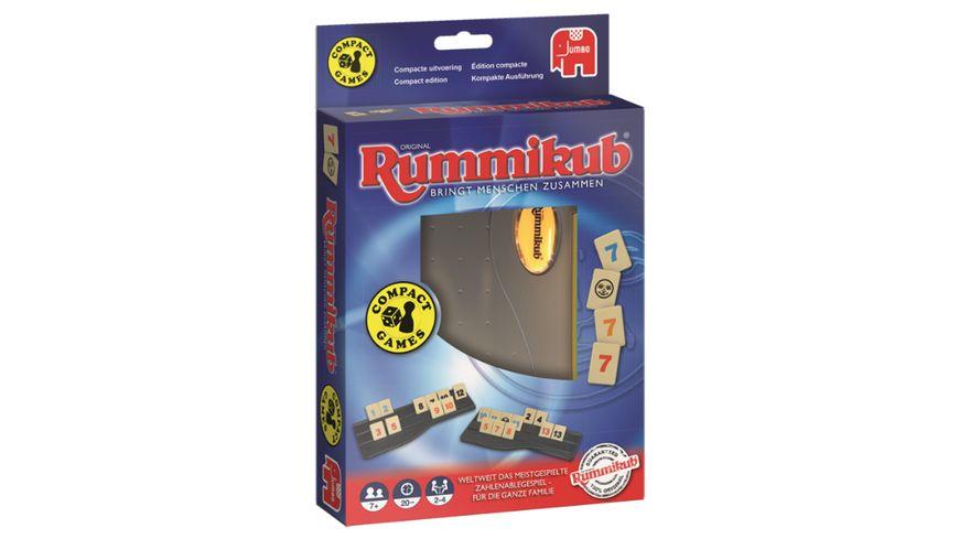 Jumbo Spiele - Original Rummikub Kompaktspiel