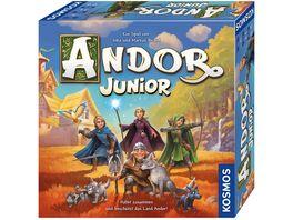 KOSMOS Andor Junior Haltet zusammen und beschuetzt das Land Andor