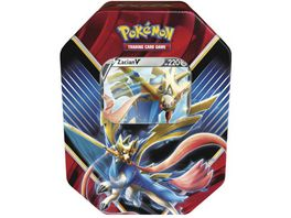 Pokemon Sammelkartenspiel Tin Box Galar Legende Zacian V
