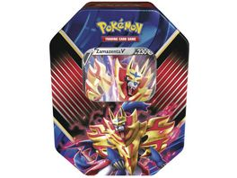 Pokemon Sammelkartenspiel Tin Box Galar Legende Zamazenta V