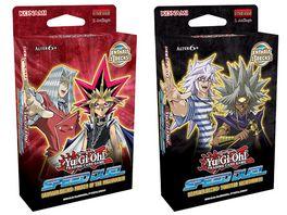 Yu Gi Oh Sammelkartenspiel Speed Duel Starter Decks Match of the Millennium Twisted Nightmares 1 Stueck sortiert
