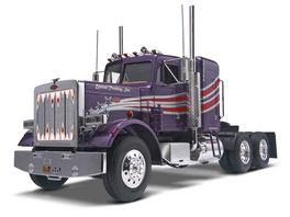 Revell 11506 Peterbilt 359 Conv l Tractor