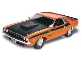 Revell 12596 1970 Dodge Challenger 2 n1