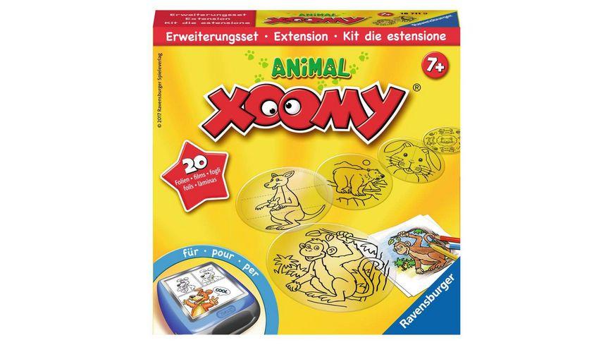 Ravensburger Beschäftigung - Xoomy Erweiterungsset Animal