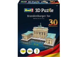 Revell 3D Puzzle Brandenburger Tor 30th Anniversary German Reunion 150 Teile