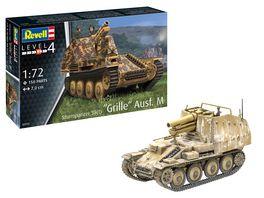 Revell Sturmpanzer 38 t Grille Ausf M